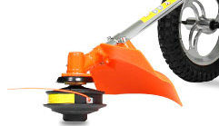52cc Gasoline Wheeled String Trimmer