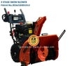 "Vst360c28e-3s (28"") 360cc 3 Stage Snow Blower"