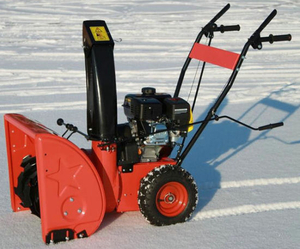 196cc Recoil Start Gasoline Snow Blower