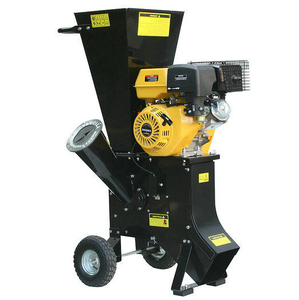 15HP Stand Style Wood Chipper Shredder