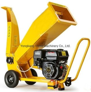6.5HP Mobile Small Wood Chipper Shredder