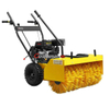 22-31.5 Inch Width 6.5HP Simple Lawn Sweeper, Artificial Turf Sweeper