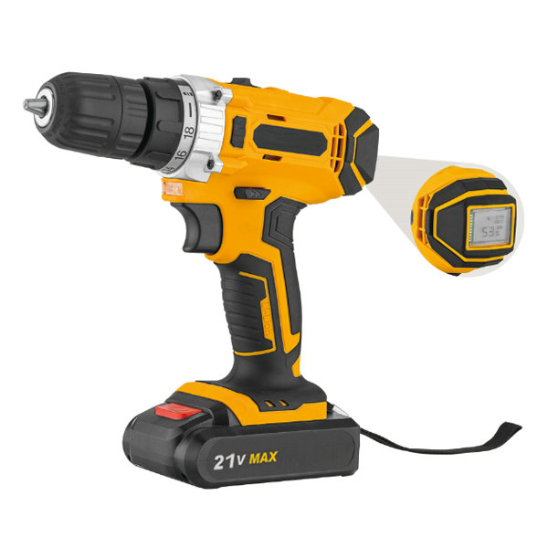 21V Lithium Battery Electric Cordless Drill