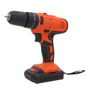21V Lithium Battery Electric Cordless Impact Drill