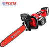 "16"" 42V Cordless Battery Chainsaw with 2 Batteries"